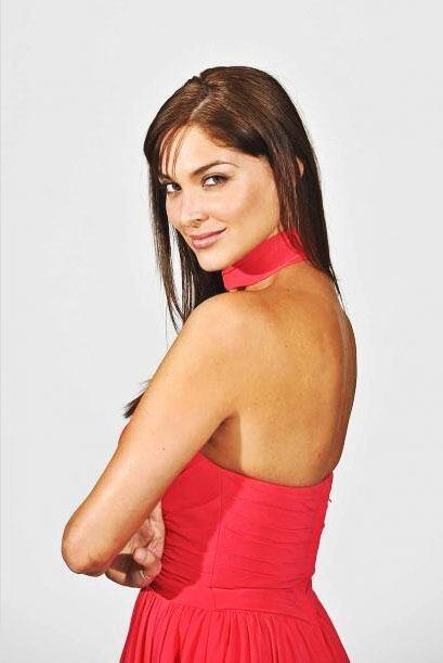 La guapa actriz protagoniza una historia que ha robado más de un corazón.