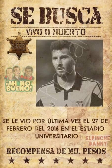 Memes de la jornada 11 del Clausura 2016