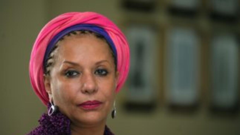 La ex senadora Piedad Córdoba divide a los colombianos entre los que la...