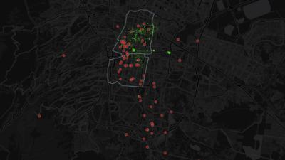 Mapa Data UNAM MEXICO