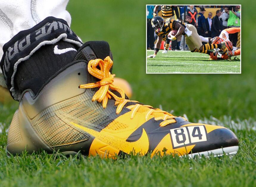 El mejor calzado en la NFL - Semana 8 03.jpg