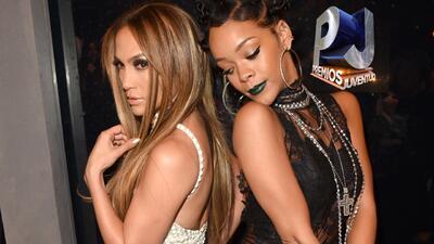 JLo vs. Rihanna dos bombas de sensualidad para ti