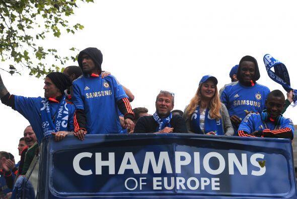Y es que el Chelsea logró en la final disputada en Munich su primer títu...