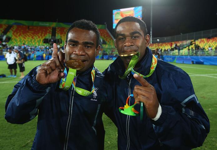 En rugby masculino, Fiyi superó 43-7 a la selección de Gran Bretaña. De...