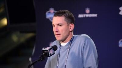 Dennis Allen busca mejorar a los Raiders (AP-NFL).