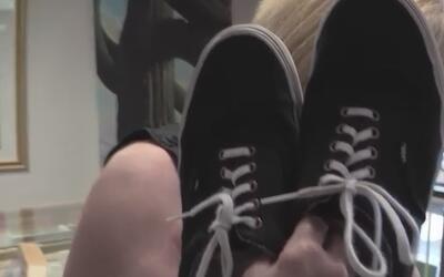 Esta noche no se pierda: Comunidades organizan colecta de zapatos para a...