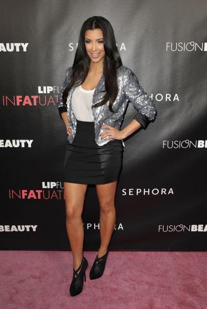 Kim Kardashian era fanática de ellos y miren nada más la manera en que l...