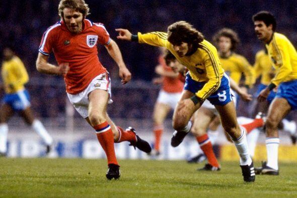 En el Mundial de 1978, en Argentina, el brasileño Zico anot&oacut...