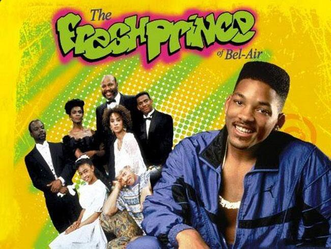 'The Fresh Prince of Bel-Air'.