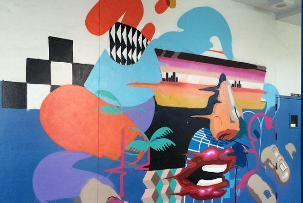 Seth Globepainter, Kyle Holbrook, Muro, Jufe, Word to Mother, Buff Monst...