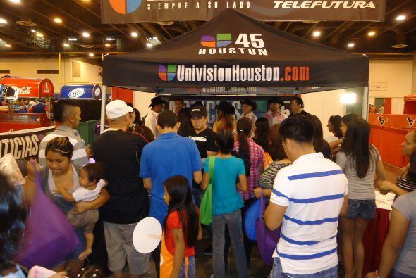 Para el equipo de Noticias, Univision 45, fue una gran oportunidad para...