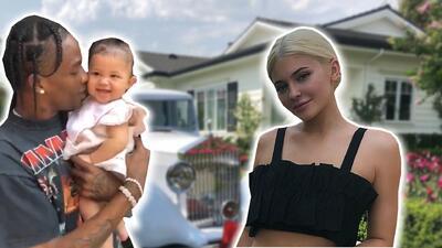 Kylie Jenner mostró en redes el lado más romántico de su novio Travis Scott