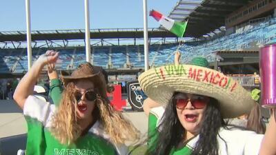 Fanáticos de San José reaccionaron al dramático pase de México a octavos de final