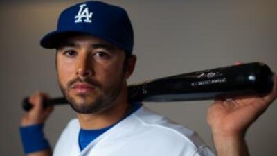 Andre Ethier continuará con los Dodgers por cinco años más.