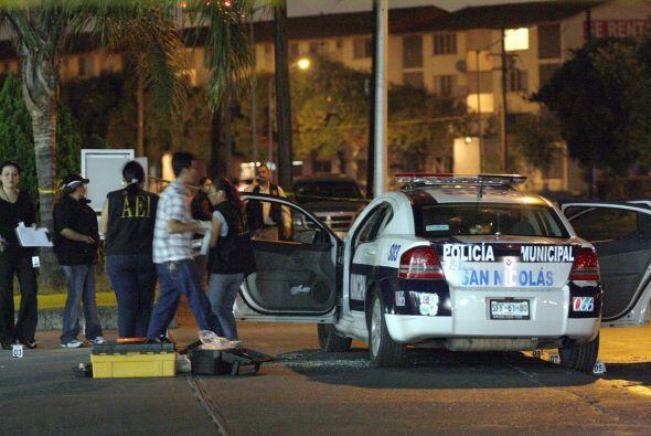 La violencia de la delincuencia organizada en México ha dejado desde dic...