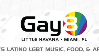 Llega el primer Festival Gay8 a la Pequeña Habana