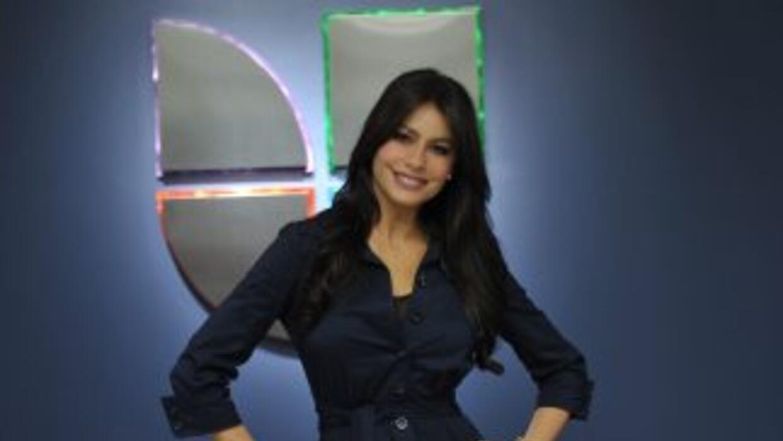 La actriz Sofía Vergara no ve nada malo en celebrar desnuda si gana el p...