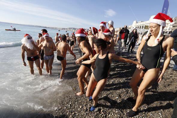 La playa de Niza, ubicada al sureste de Francia, es la elegida para llev...