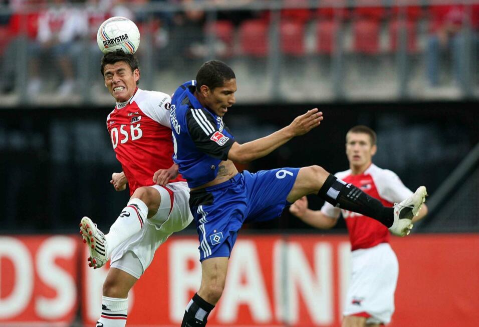 Héctor Moreno reveló que Atlas casi le arruina su carrera Moreno AZ.jpg