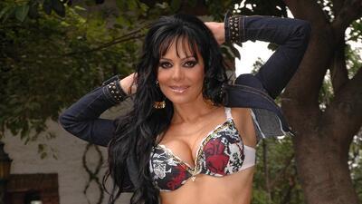 El corazón dividido de Maribel Guardia, una 'tica' muy mexicana