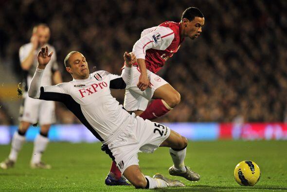 Fulham se empleó a fondo para no recibir más anotaciones y tener opcione...