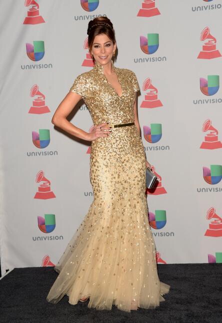 Lourdes Stephen, Latin Grammy 2017