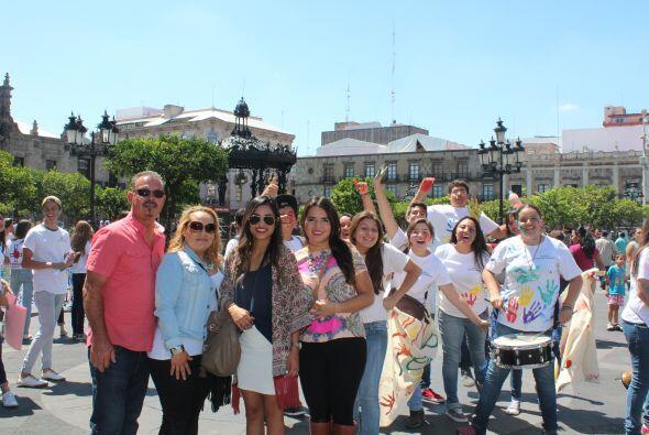 Radioescuchas de Uforia disfrutaron de un viaje a Guadalajara, Jalisco q...