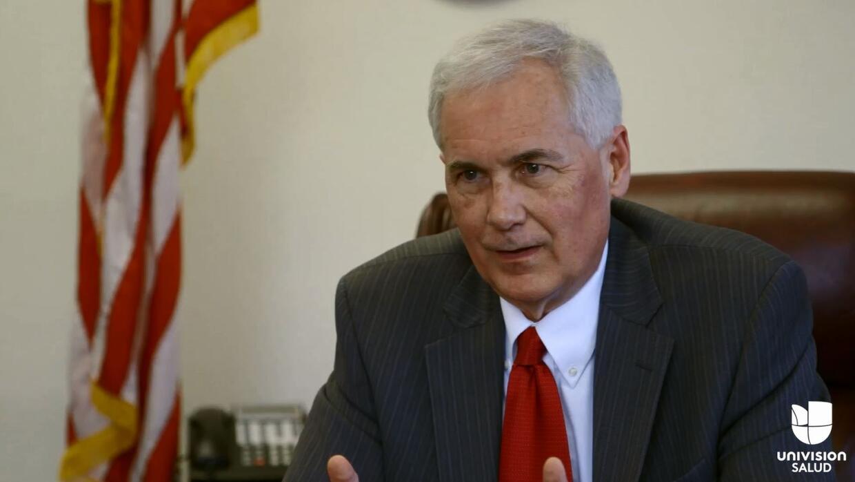 Los argumentos del republicano Tom McClintock para oponerse al ACA