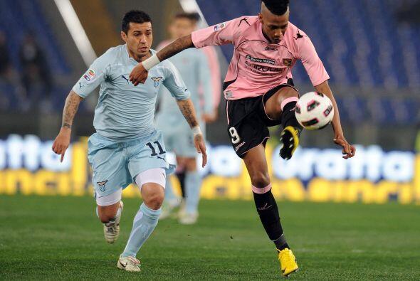 Por último, la Lazio recibió a un hundido Palermo que necesitaba retomar...