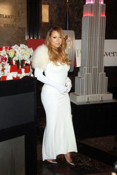Sin embargo, parece ser que este año Mariah Carey no pasará el 14 de feb...