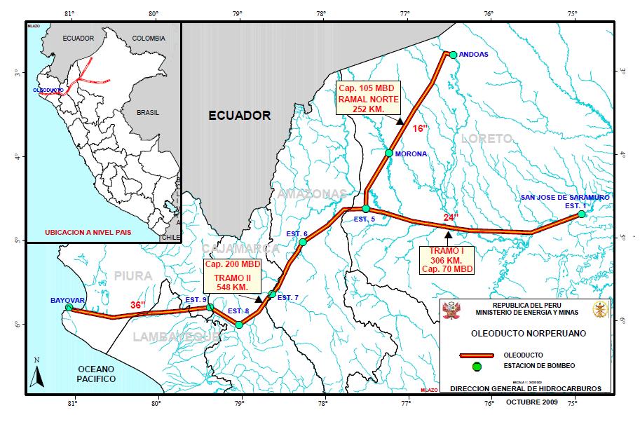 Tres días después, la OEFA decidió multar a Petroperú con más de 10 mill...