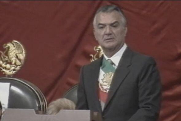 18.-Adiós a Miguel de la Madrid  El ex presidente mexicano Miguel...