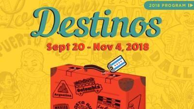 """Chicago estrena """"Destinos"""", la segunda edición de su festival internacional de teatro para hispanos"""