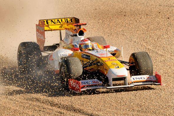 La temporada 2009 resultaría decepcionante a pesar de que el español emp...