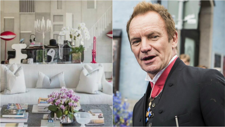 ¿Ya vieron el 'apartamentito' que está vendiendo Sting en Nueva York?