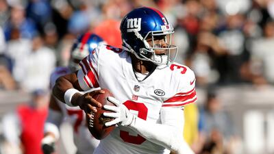 Los Angeles Chargers firmaron al QB Geno Smith