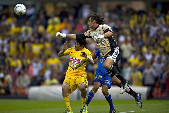 Enrique Palos tuvo una mala actuación en el Clausura 2014 con una mala a...