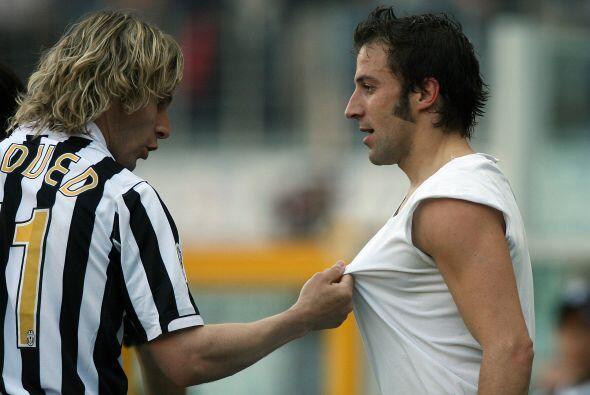Sus goles también se mantuvieron en esta categoría y por ello la 'Juve'...