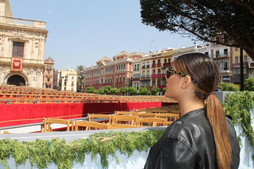 Estas son las fotos más bellas de Clarissa Molina en Sevilla IMG_4353.JPG