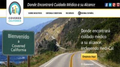Covered California en español le da la bienvenida.