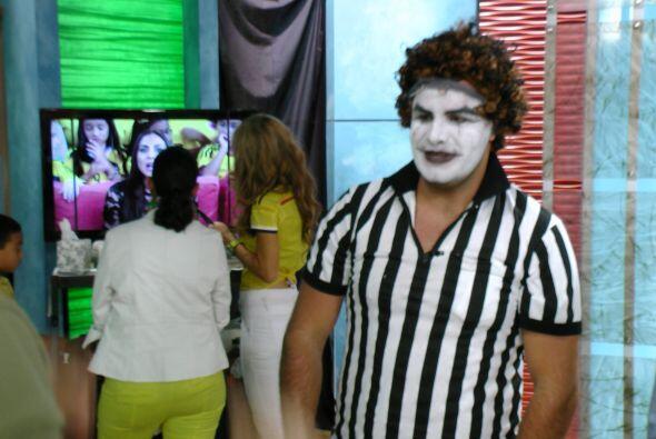 'Mimo Ochoa' llegó a la casita más feliz de la televisión para parar tod...