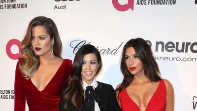 Kim y Khloe Kardashian estarán en la capital azteca.