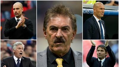 ¿Sorpresa? Lavolpe fue elegido entre los 50 mejores entrenadores del mundo