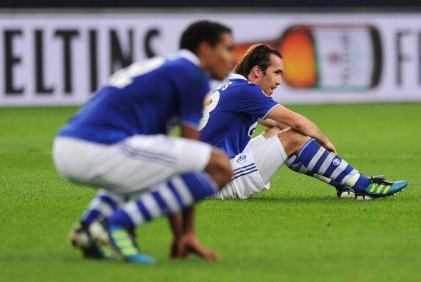 A pesar de ser locales, los alemanes no pudieron marcar gol alguno y el...