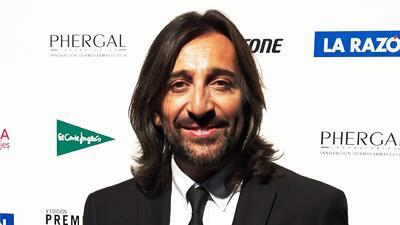 El cantante de flamenco Antonio Carmona en coma inducido por infección d...