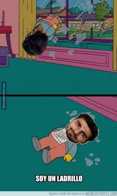 Memes de la derrota del Barcelona ante el Deportivo La Coruña