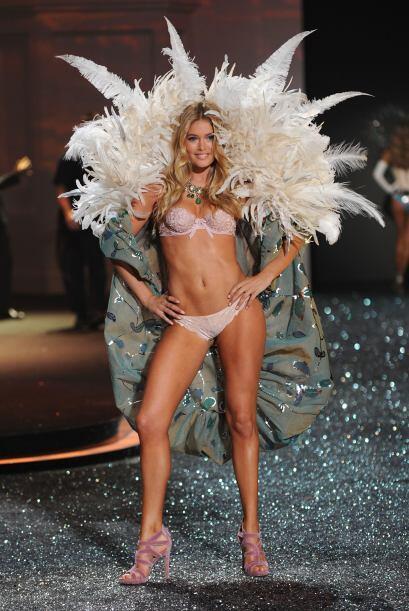 Para muchos, esta angelita era una de las que poseía las mejores curvas...