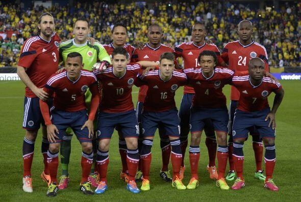 Colombia competirá ante Japón, Grecia y Costa de Marfil en...
