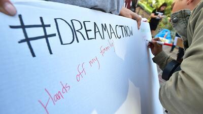 DACA tienen una nueva esperanza: presentarán a debate dos proyectos de ley
