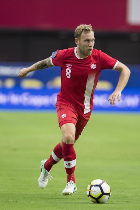 Scott Arfield (Canadá): un gol.
